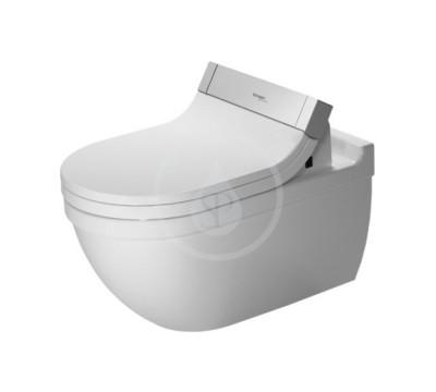 Závěsné WC pro SensoWash, s HygieneGlaze, alpská bílá