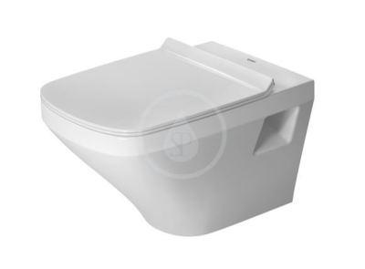 Závěsné WC, Rimless, s HygieneGlaze, alpská bílá