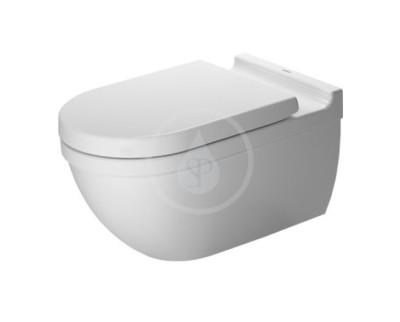 Závěsné WC, s HygieneGlaze, alpská bílá