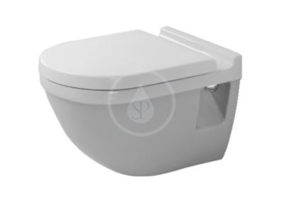 Závěsné WC, sedátko SoftClose, alpská bílá