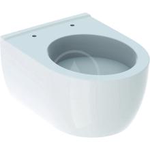 Závěsné WC, 350x490 mm, bílá