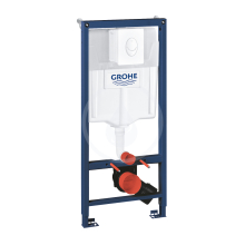 Grohe Rapid SL Sada 3 v 1 pro WC, alpská bílá 38722001