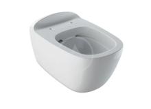 Geberit Citterio Závěsné WC, Rimfree, s KeraTect, bílá 500.510.01.1