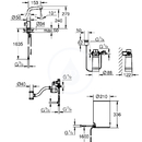 Dřezový ventil Mono s ohřevem vody a filtrací, zásobník M, supersteel