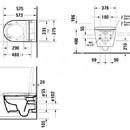 Elektronické bidetové sedátko f Lite Compact s keramikou, Rimless, SoftClose, HygieneGlaze, alpská bílá
