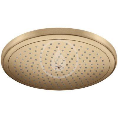 Hlavová sprcha 280, kartáčovaný bronz