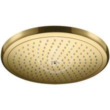 Hlavová sprcha 280, EcoSmart, leštěný vzhled zlata