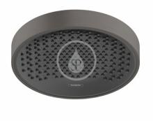 Hlavová sprcha 250, EcoSmart, kartáčovaný černý chrom