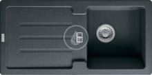 Franke Strata Fragranitový dřez STG 614, 860x435 mm, grafit 114.0263.973