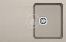 Franke Orion Tectonitový dřez OID 611-78, 780x500 mm, kávová 114.0288.590