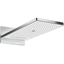 Horní sprcha 580 3jet, bílá/chrom