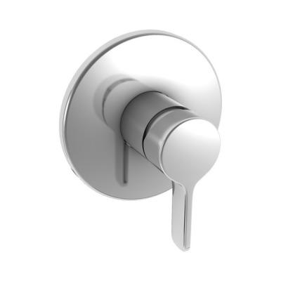 Vrchní sada podomítkové sprchové baterie pro Simibox, chrom
