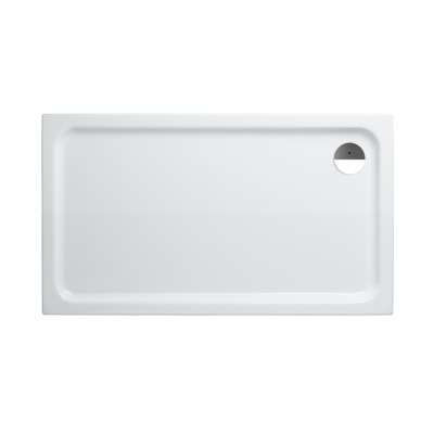 Sprchová vanička, 1400 x 800 mm, bílá