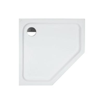 Sprchová vanička, 900 x 900 mm, bílá
