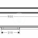 Závěsné WC pro bidetové sedátko SensoWash, Rimless, s HygieneGlaze, alpská bílá