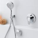 Ruční sprcha MyTwin 100, chrom