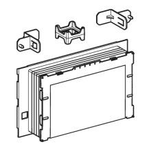 Geberit Sigma60 Stavební souprava pro hrubou montáž ovládacího tlačítka Sigma60 243.168.00.1
