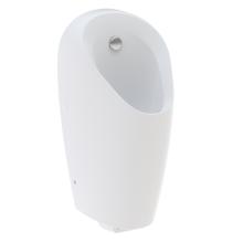 Geberit Pisoár Selva s integrovaným ovládáním, napájení z baterie, bílý 116.083.00.1