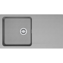 Franke Orion Tectonitový dřez OID 611, 940x510 mm, šedá 114.0442.824