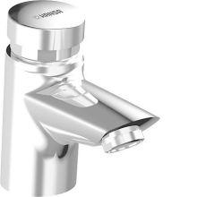 Hansa Samouzavírací umyvadlový ventil na studenou vodu, chrom 51472211