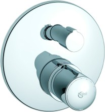 Termostatická sprchová baterie pod omítku, chrom