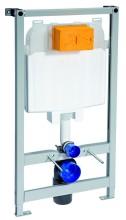 Ideal Standard Podomítkový modul Oli 74 Sanitarblock, chrom C6612AA