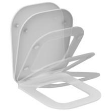 WC ultra ploché sedátko softclose, bílá