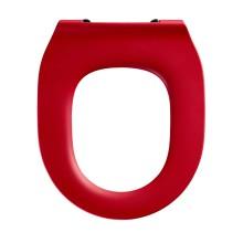 Ideal Standard WC sedátko dětské 7-11 let (S3128 a S3126) bez poklopu, červená S4545GQ
