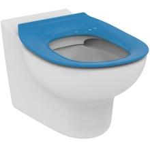 Ideal Standard WC sedátko dětské 7-11 let (S3128 a S3126) bez poklopu, modrá S454536