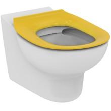 Ideal Standard WC sedátko dětské 7-11 let (S3128 a S3126) bez poklopu, žlutá S454579