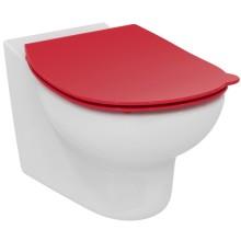 Ideal Standard WC sedátko dětské 7-11 let (S3128 a S3126), červená S4536GQ