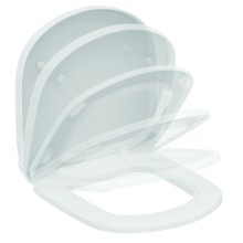 Ideal Standard Tempo WC sedátko 366 x 390 x 37 mm Soft-close (zkrácené), bílá T679901