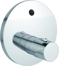Ideal Standard Sprchová senzorová baterie pod omítku, regulace teploty na těle baterie (baterie 6V), chrom A6155AA