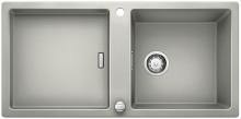 Blanco ADON XL 6 S Silgranit perlově šedá obous. provedení s excentrem přísluš. ano 520524