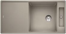 Blanco AXIA III XL 6 S InFino Silgranit perlově šedá skleněná kráj. deska oboust.provedení 522182