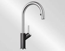 Blanco CARENA-S antracit/chrom 520980