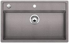 Blanco DALAGO 8 Silgranit aluminium oboustranné provedení s excentrem 516630