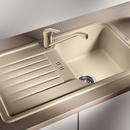 Blanco FAVOS mini Silgranit aluminium oboustranné provedení 518184