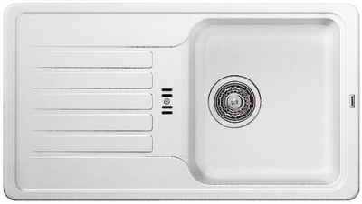 Blanco FAVOS mini Silgranit bílá oboustranné provedení 521404