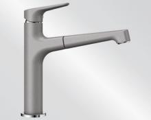 Blanco FELISA-S Silgranit-look aluminium 520339
