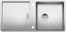 Blanco JARON XL 6 S-IF InFino nerez s excentrem 521666