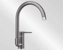 Blanco JETA Silgranit-look aluminium 519729