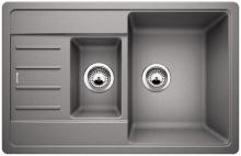 Blanco LEGRA 6 S Compact Silgranit aluminium oboustranné prov. 521303