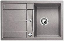 Blanco METRA 45 S F Silgranit aluminium oboustranné provedení s excentrem 519082