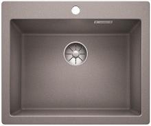 Blanco PLEON 6 InFino Silgranit aluminium 521681