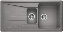 Blanco SONA 6 S Silgranit aluminium oboustranné provedení 519854