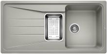 Blanco SONA 6 S Silgranit perlově šedá oboustranné provedení,  příslušenství ano 519686