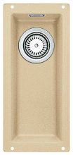 Blanco SUBLINE 160-U Silgranit béžová champagne bez táhla 513951