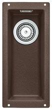 Blanco SUBLINE 160-U Silgranit kávová  bez táhla 515051