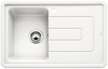Blanco TOLON 45 S Keramika zářivě bílá, dřez vlevo, bez excentrického ovládání 520423